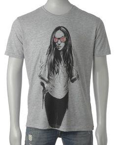 DC T-skjorte (Grey) - Smartguy.no - $140nok
