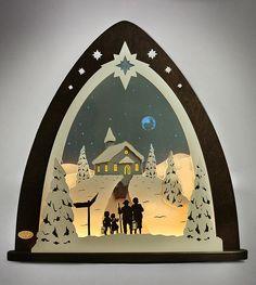 Weigla® Lichterspitze, LED, »Bergkapelle« Jetzt bestellen unter: https://moebel.ladendirekt.de/weihnachten/weihnachtsdeko/?uid=d564bbad-301c-59e5-96d7-e7263667d8ed&utm_source=pinterest&utm_medium=pin&utm_campaign=boards #weihnachten #weihnachtsdeko #dekoratives