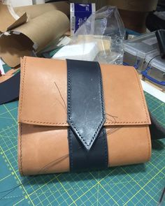 Hand stitched leather handbag weekend course. Next Saturday 20 May a one  day special on d3bea97d0e