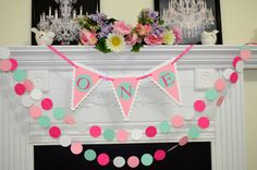 I am One Birthday Banner, One birthday garland, 1st Birthday, Birthday Decorations, Birthday Photo Prop - Pick the colors on Etsy, $22.00