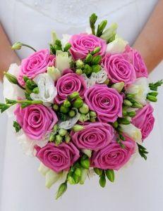 Brautstrauß_pinkfarben - 14