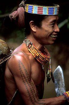Indonesia |  Shaman. Siberut Island, Mentawai | © deepchi1, via Flickr