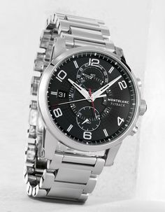 #Montblanc TimeWalker TwinFly Chronograph