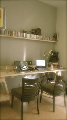 Check! my home office studio