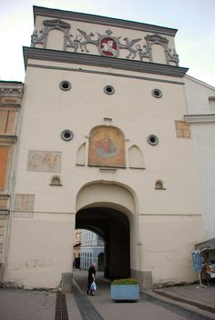 The Old Town of Vilnius was inscribed as a UNESCO World Heritage Site in 1994