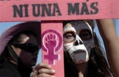 So this Labor Day, while the U.S. celebrates with sales of goods at different stores, with days off, with party celebrations, remember the disappeared womyn from Ciudad Juarez, remember the womyn workers of the world.