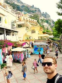 With a slow pace, relaxing and soothing atmosphere, but yet with plenty to see and explore, this town offers it all. Positano Amalfi Coast, Italy