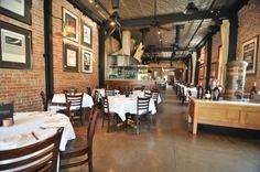 Love this restaurant interior