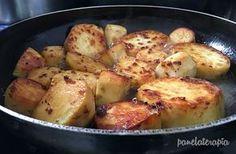 Panelaterapia | Batata-doce Dourada com Alho | http://panelaterapia.com