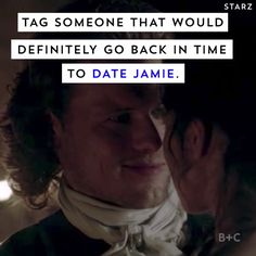 Who doesn't love Outlander's Jamie Fraser? Watch this dreamy video for all the times everyone loved Jamie.