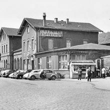 Siegener Bahnhof