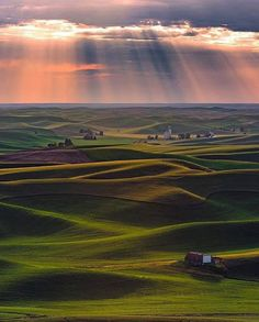 Steptoe Butte, Palouse, Whitman County, Washington, U. Monuments, Palouse Washington, Washington Usa, Wonderful Places, Beautiful Places, Beautiful Scenery, Amazing Places, Beautiful Pictures, Golf Photography