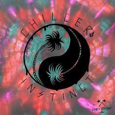 Jamie Browne Art @Jamie Browne ~ jamiebrowneart.com ~ Chiller Instinct range for Volcom