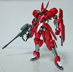 HG 1/144 Grimgerde - Painted Build by がんぷ(GO MY WAY!!)