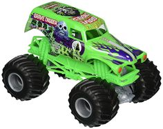 Amazon.com: Hot Wheels Monster Jam 1:24 New Deco #1: Toys & Games