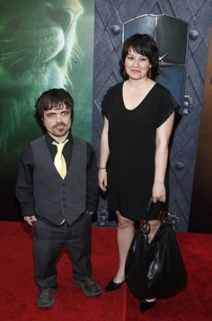 Mr. and Mrs. Peter Dinklage