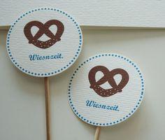 Muffinschildchen - Cupcake - Kuchenverzierung