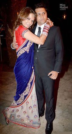 Udita Goswami and Mohit SurI | Indian Bridal Wear | Bridal Jewellery | Indian Designers | http://strandofsilk.com
