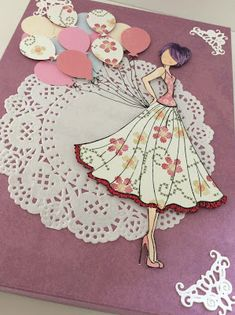 Prima Doll gift box. More pics on my blog.