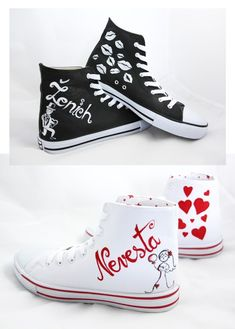 svatební kecky s postavami 3 Baby Shower Decorations, Wedding Decorations, Wedding Gifts, Wedding Day, Converse Chuck Taylor, Diy And Crafts, High Top Sneakers, Wedding Inspiration, Kecky