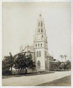 catholic church in british guiana circa 1900 (fr Andrew Jeffrey's photos)