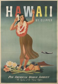 Hawaii by Clipper; John Atherton