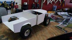 Headquake's RC - #172 (building a Dodge M37) Feb.2014