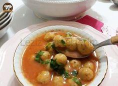 Ekşili Çorba (Topalak Çorbası)