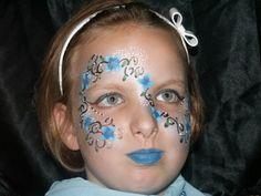 Kinderen schminken, grimeren (kindergrime kinder feest) voor al uw feestjes en evenementen