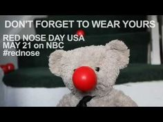 Misery Bear - A Misery Bear film for Red Nose Day USA