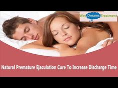 Dear friend in this video we are going to describes about natural premature ejaculation cure to increase discharge time. You can find more details about Lawax and Vital M-40 capsules at www.wetdreamstrea... If you liked this video, then please subscribe to our YouTube Channel to get updates of other useful health video tutorials. Natural Premature Ejaculation Cure