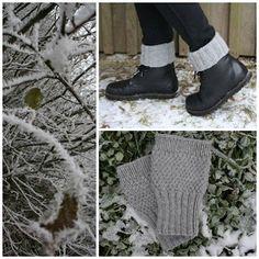 Für warme Füße und Beine