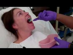 CNA Essential Skills - Mouth Care (4:30) -    Mouth care – Brushing patient's teeth–one of the essential skills tested to become a CNA – Certified Nurses Assistant. Gonzo-style video filmed and produced… -http://homehealthbeautychoices.com/blog/cna-essential-skills-mouth-care-430/