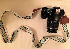 ali cat vintage: Make : Aztec Camera Strap
