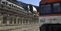 La estación de Canfranc pasa este lunes a manos del Gobierno de Aragón