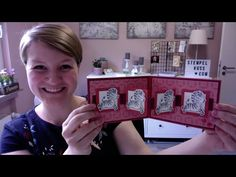 16. Live Online Bastelworkshop mit der W-Fancy-Fold Card - YouTube Workshop, Youtube Kanal, Fancy Fold Cards, Stampin Up, Live, Atelier, Work Shop Garage, Stamping Up