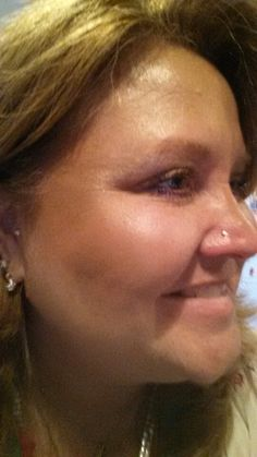 A new piercing...
