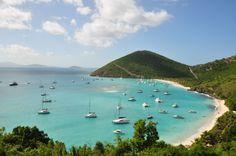 Jost Van Dyke - British Virgin Islands #BVI