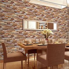 A1-4 Fashion Home Decorative PVC 3D Wallpaper