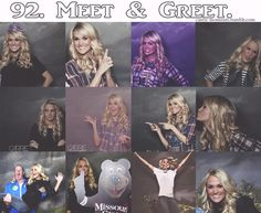carrie underwood meet and greet