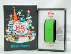 Disney World Mickey's Very Merry Christmas Party Magicband New only 29.99 Shipped  #DisneyWorld #Magicband #Magicband
