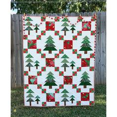 2019 Fir Good Measure Christmas Mystery Quilt (Fort Worth Fabric Studio) Source by yknight and me ideas Christmas Quilt Patterns, Christmas Sewing, Christmas Projects, Christmas Patchwork, Christmas Christmas, Christmas Tree Quilt Block, Christmas Fabric Crafts, Christmas Clothing, Christmas Mantels
