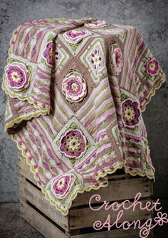 Frida's Flowers Project Bag - Find a huge collection of hand knitting and crochet yarn and wool, available in DK, 4Ply, Chunky, Super Chunky, Aran and many more weights. Based in Yorkshire, Stylecraft are the ultimate home craft brand.