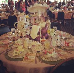 Ladies Tea Fundraiser