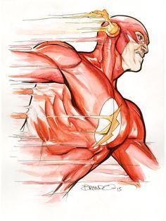 Flash by Brandon Peterson
