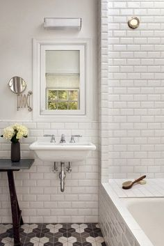 Subway tiles e centro malessere - by hugsandviolence.blogspot.it
