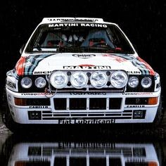 #lancia #delta #martini #racing #rally #italianfoto #lanciarally #legend #car #evo