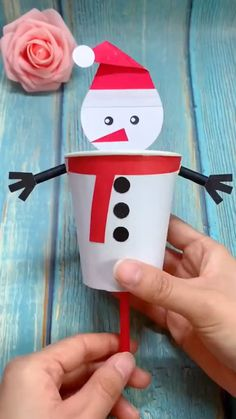 Diy Crafts For Kids Easy, Winter Crafts For Kids, Paper Crafts For Kids, Craft Activities For Kids, Toddler Crafts, Preschool Crafts, Holiday Crafts, Fun Crafts, Diy Paper