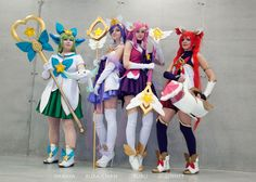 Star Guardians by Daraya-crafts