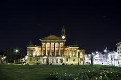 Paisley Town Hall at Night | Flickr - Photo Sharing!